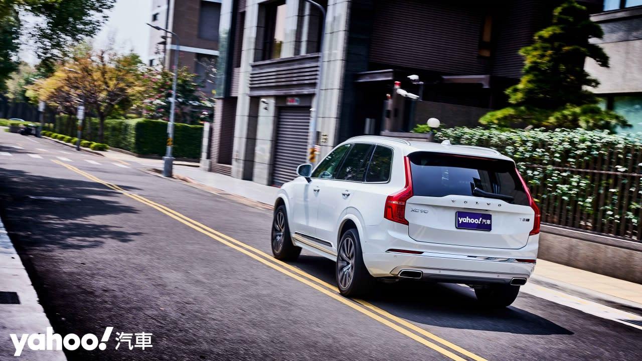 除了大降16萬,更應該知道的是…2020 Volvo XC90 T8 Inscription都會試駕! - 14