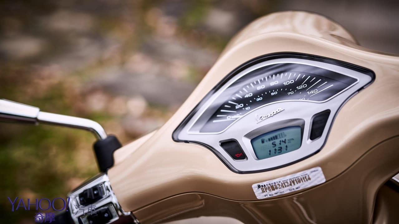 更平易近人的義式浪漫旅 Vespa Primavera 150 i-get LED ABS都會試駕 - 10