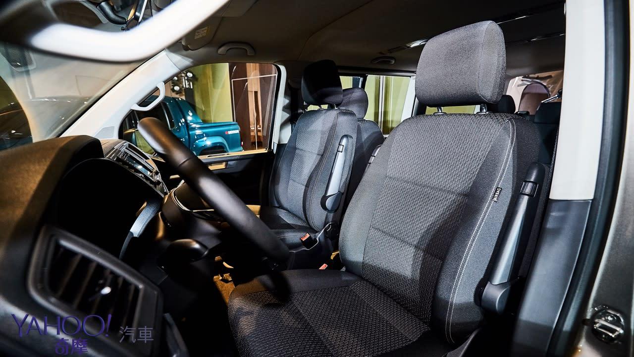 殺出一條藍海路!Volkswagen福斯商旅Freestyle、新年式Amarok雙車型全面進攻! - 15