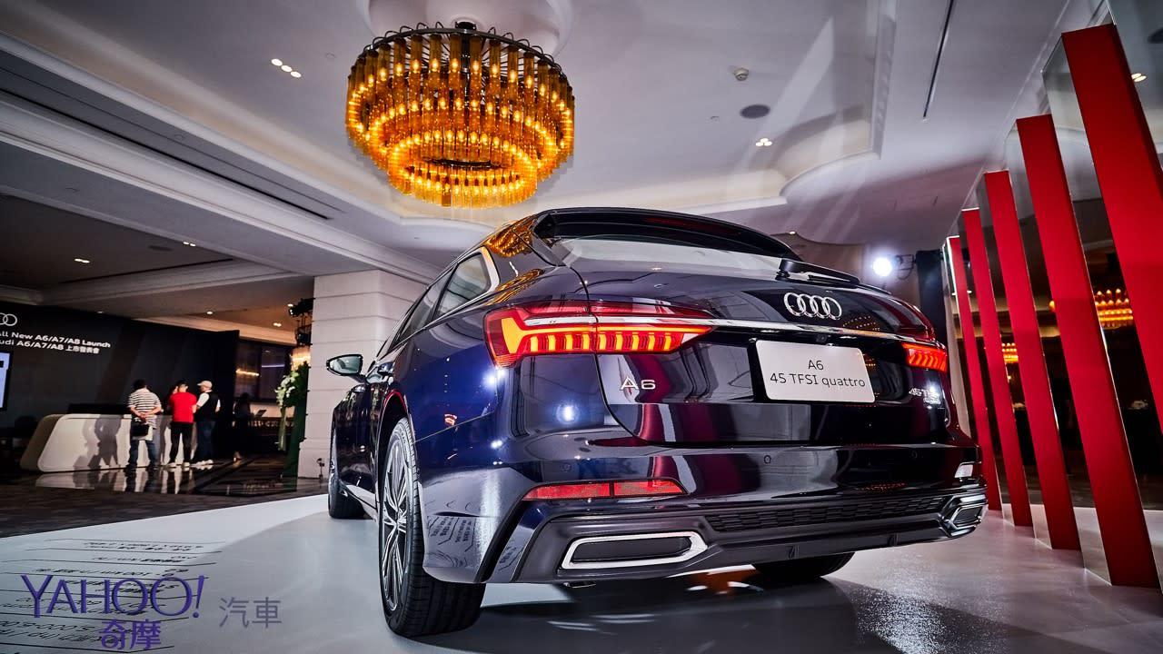 德系三大將掀起頂上之戰!Audi大改款旅行車陣容-A6 Avant正式上市暨Sedan開放預購! - 5