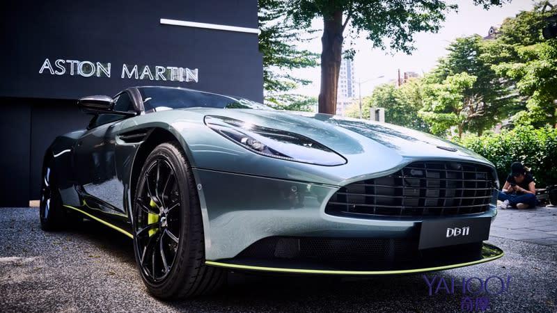 DBS Superlegerra無預警首發!Aston Martin高雄展示中心開幕辣翻南台灣! - 17