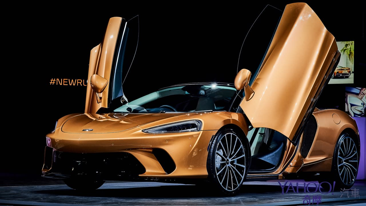 來場一吋長、一吋強的跑車浪漫旅吧!McLaren GT在台正式導入! - 3