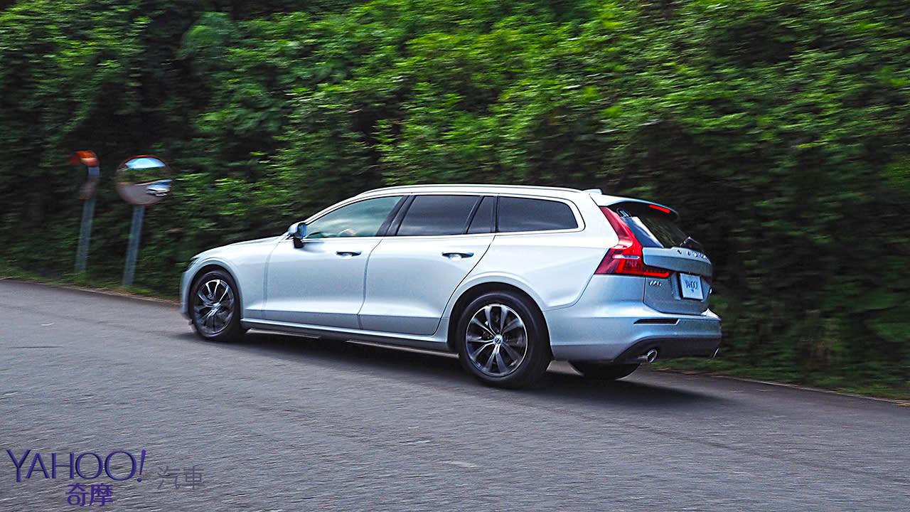 北歐第60號沉靜二部曲-邁向物質主義的終焉!2019 Volvo V60 T4 Momentum蘭陽試駕 - 19