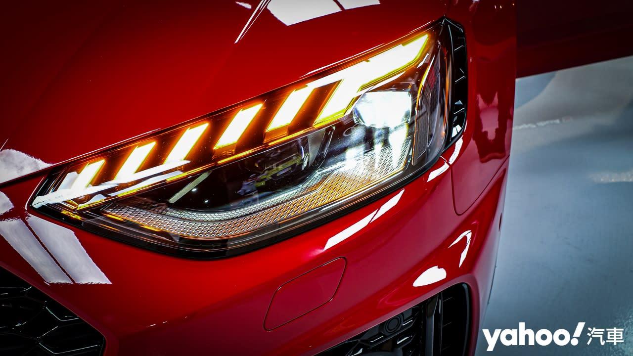 端輛前菜就這麼香!2021 Audi RS 4 Avant & A4中期改款搶先亮相! - 3