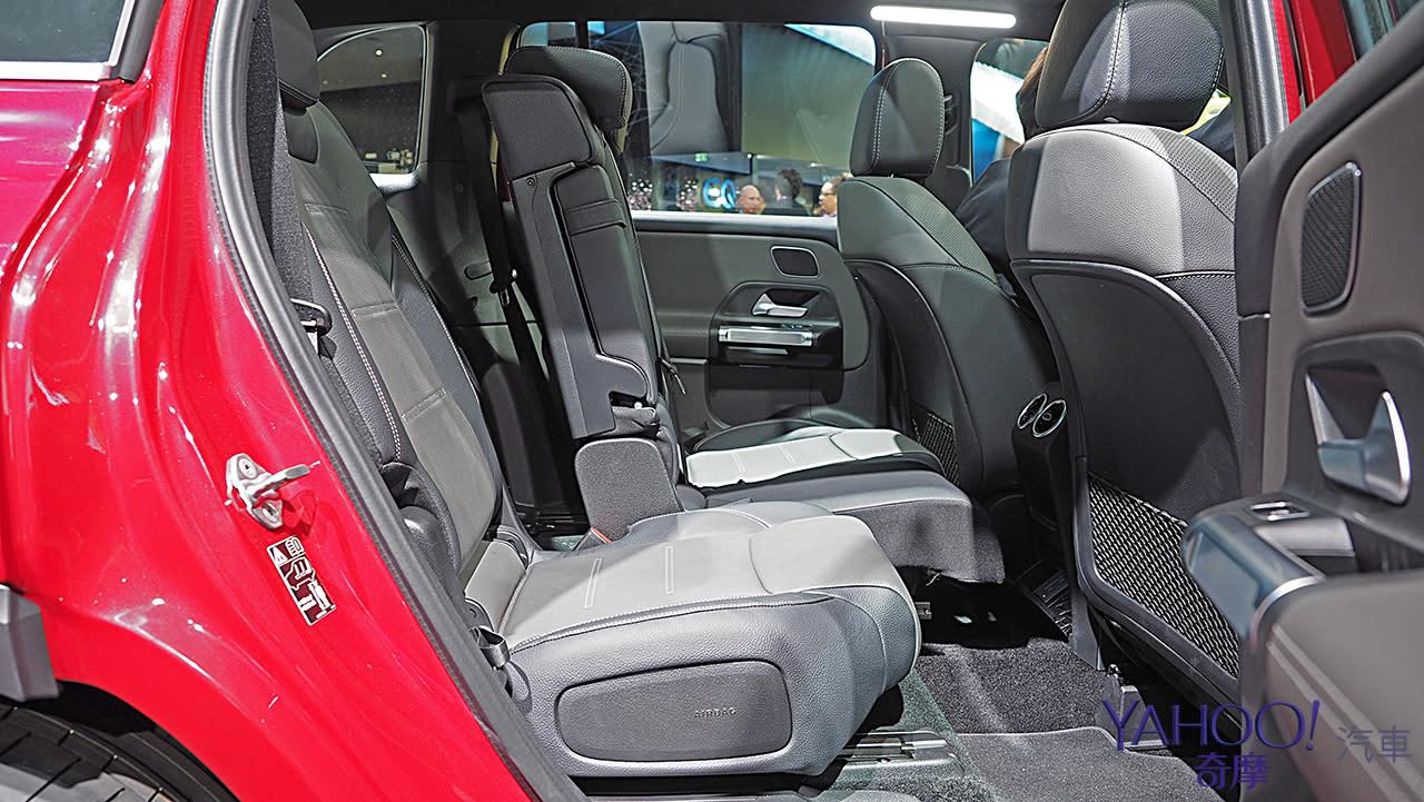 【2019法蘭克福車展】無法定義的空間款三芒星!Mercedes-Benz CLB車系展現星世代乘坐風 - 8