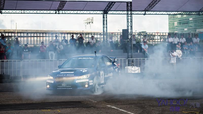 強壓山竹氣場!Subaru歡慶60週年品牌日年度甩尾秀圓滿落幕