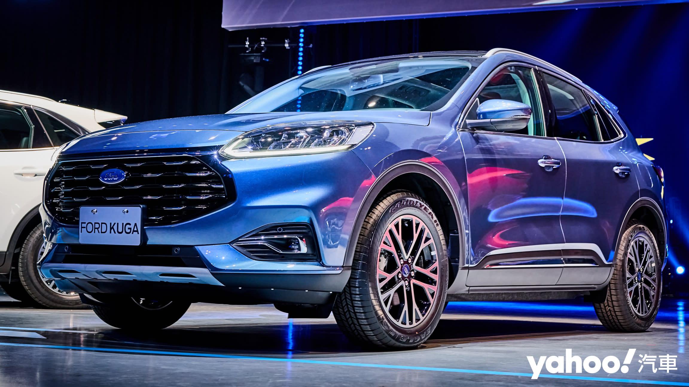 才色兼備CP值還超級高!2020 Ford全新大改款Kuga正式在台發表! - 2