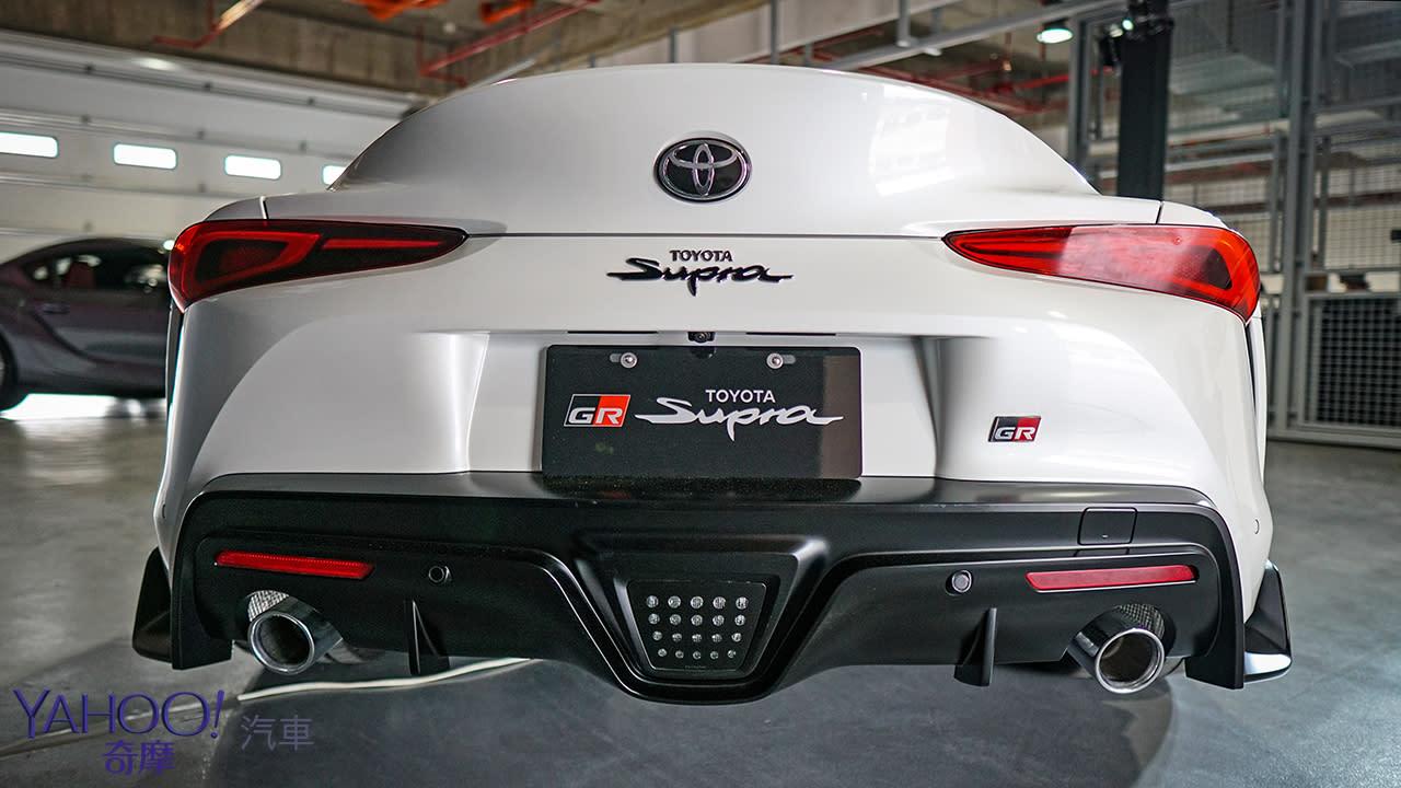 傳奇不滅、王者降臨!Toyota第5代Supra在台203萬元起正式發表! - 12