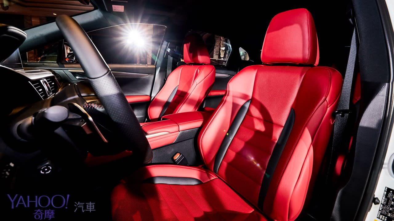 亮眼而且更加安全!Lexus小改款RX車系全速域解封發表227萬起! - 11