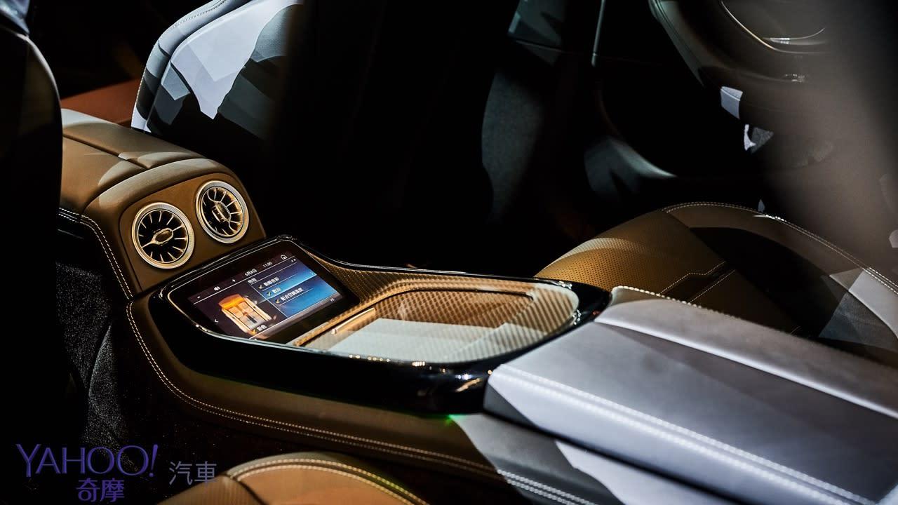 不意外的驚喜大禮!Mercedes品牌旗艦GT車型AMG GT 4-Door Coupé車系518萬元起! - 17