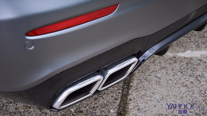 克拉克的外表、超人的內在 Mercedes-AMG E 63 4 MATIC+東北角試駕 - 15