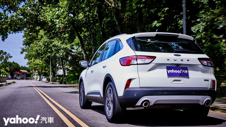心境不同便無須封頂!Ford第3代Kuga EcoBoost180旗艦型桃園試駕!