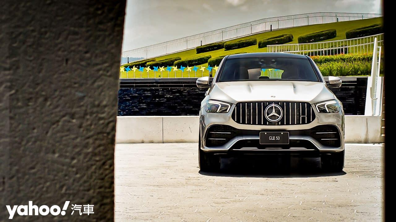 紳士不是痞子!2020 Mercedes-Benz GLE Coupé 381萬起正式抵台! - 6