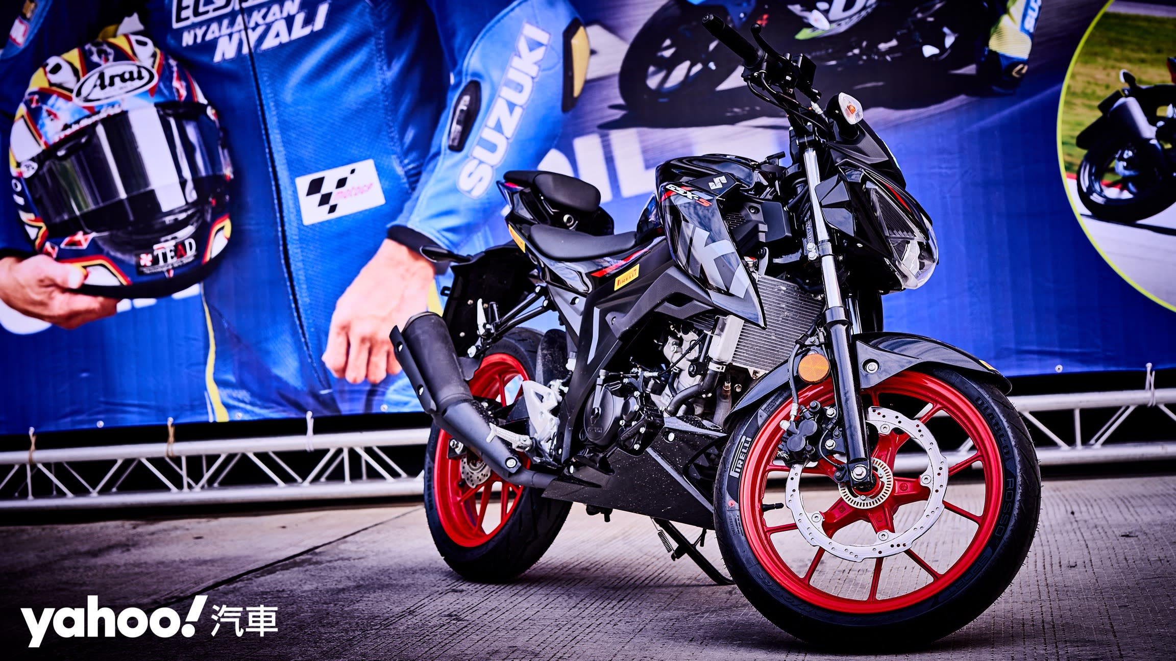 玩樂至上的羽量級賽道利器!Suzuki青木宣篤駕駛訓練營with GSX-S150! - 12