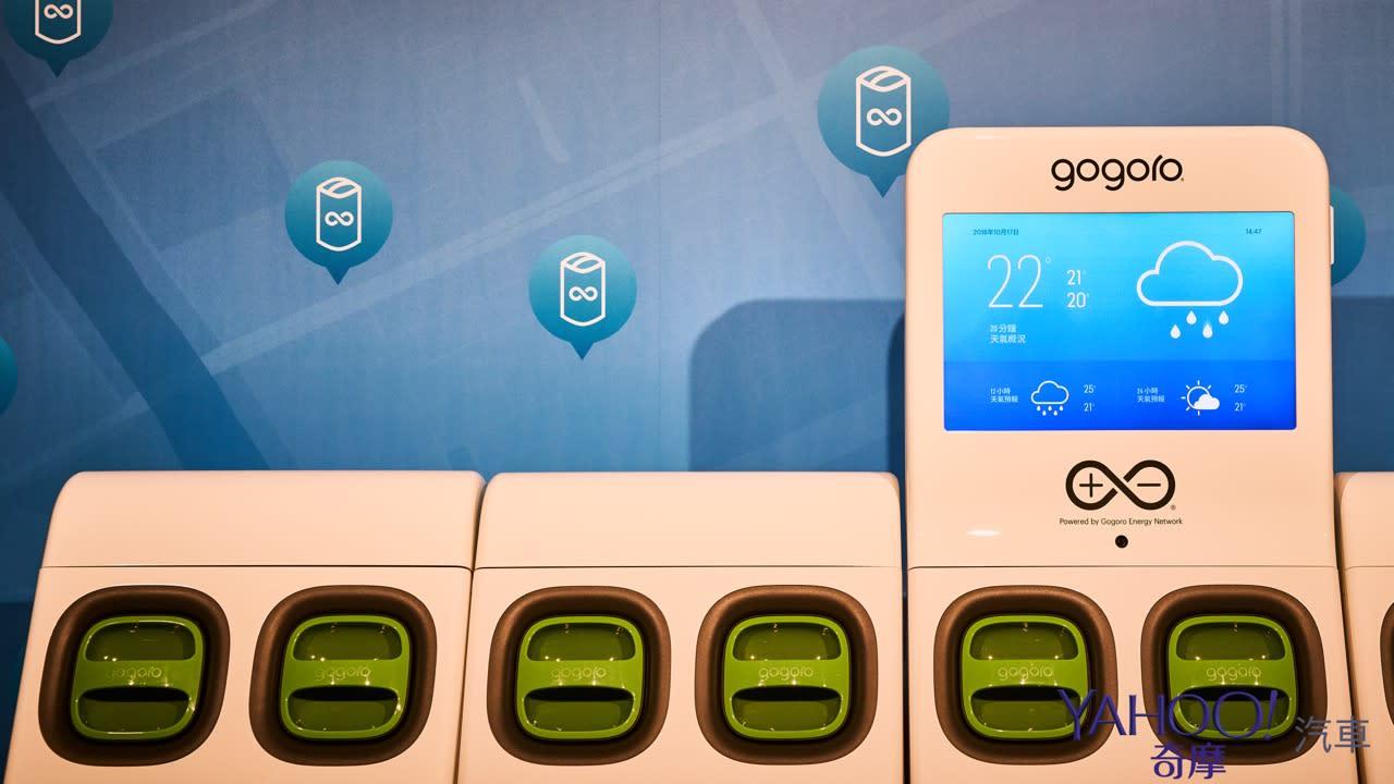 電動機車能源網路邁向成熟!睿能創意Gogoro Energy Network平台架構再發新聲明