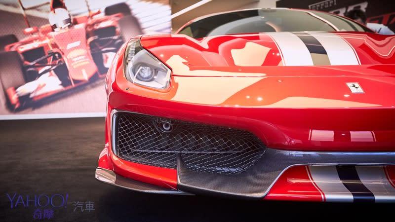 以賽道命名的當代經典!Ferrari 488 Pista 1998萬元起! - 1