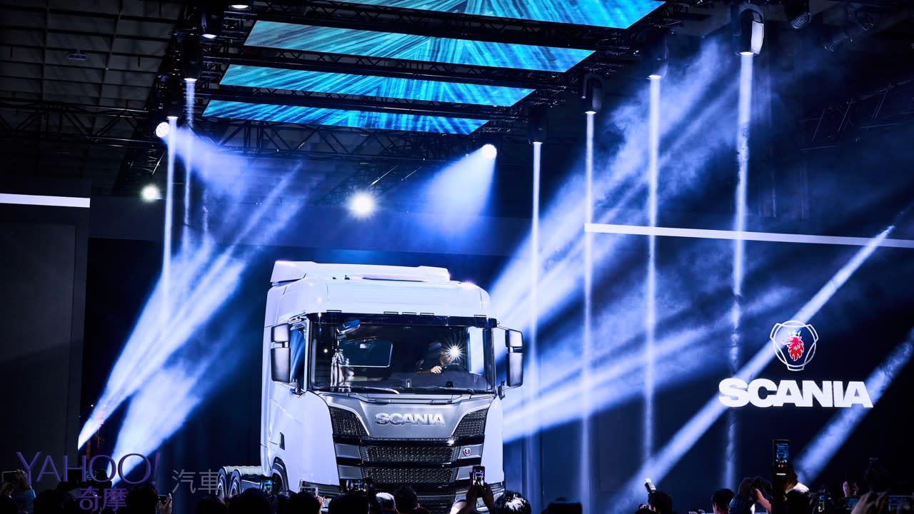 拖車頭重裝上陣!強悍安全新世代Scania全車系終於登台! - 1
