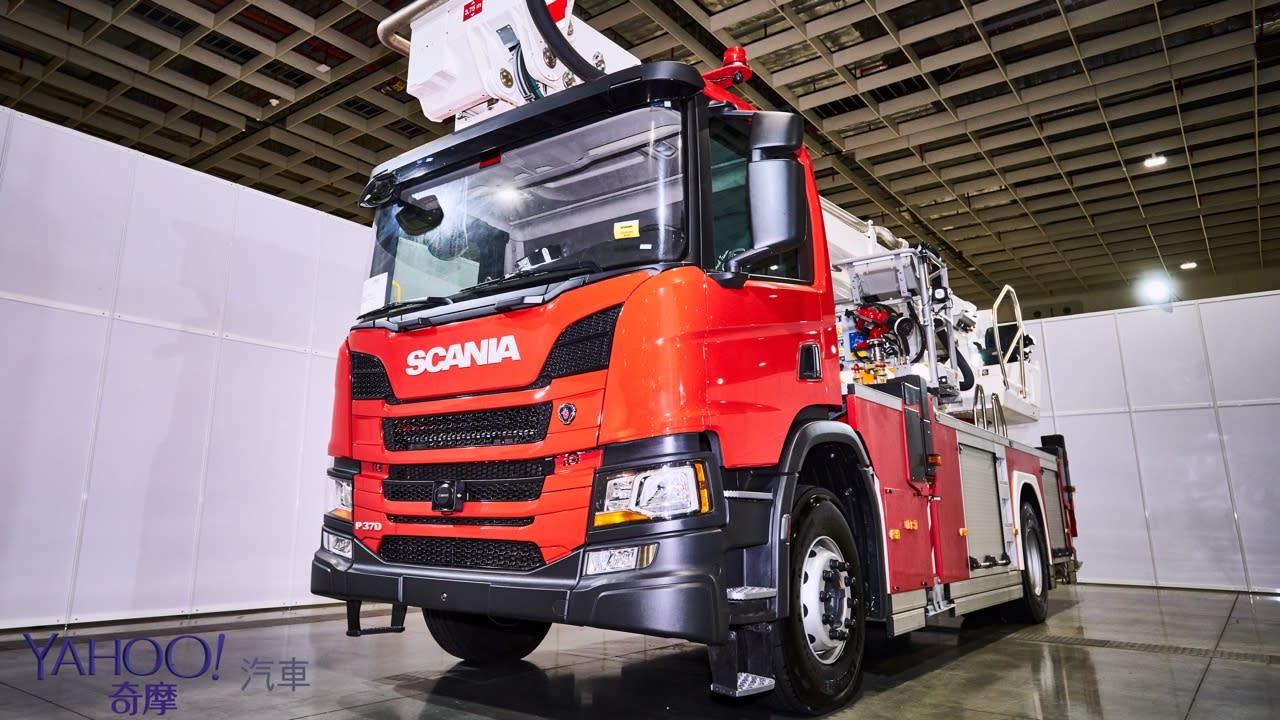 拖車頭重裝上陣!強悍安全新世代Scania全車系終於登台! - 9