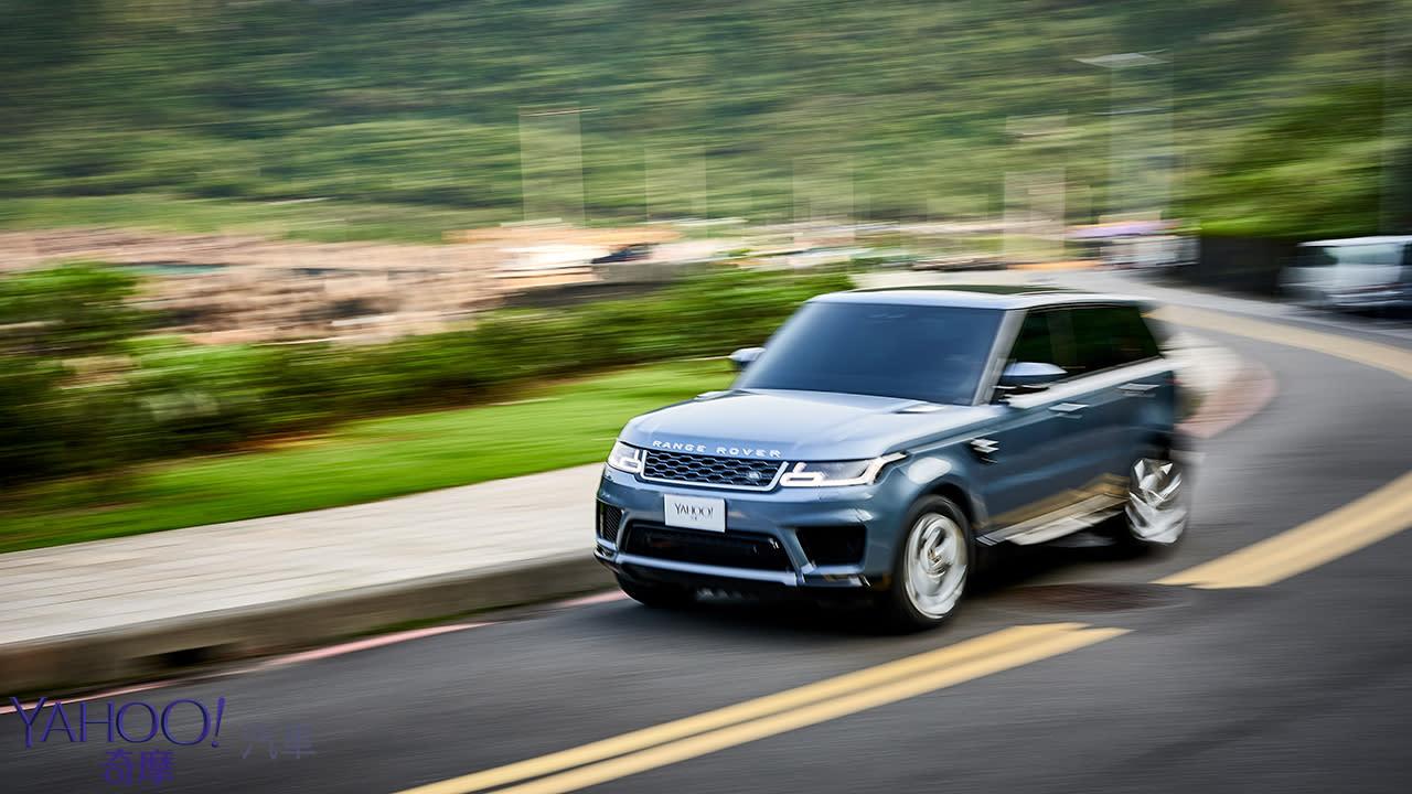 輕騎出征!Land Rover Range Rover Sport Si4 HSE 海灣試駕 - 3