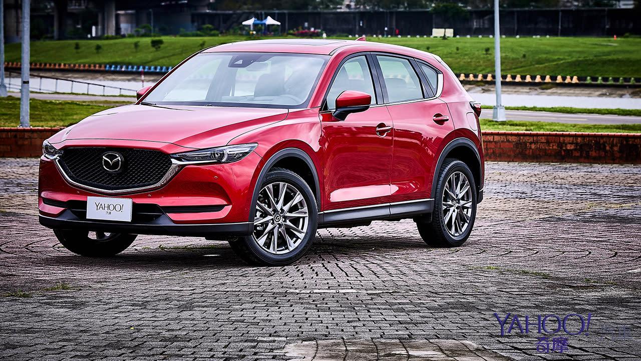 無法隱藏鋒芒的有感升級!2019 Mazda CX-5 SKY-G 2.5 AWD旗艦進化型試駕