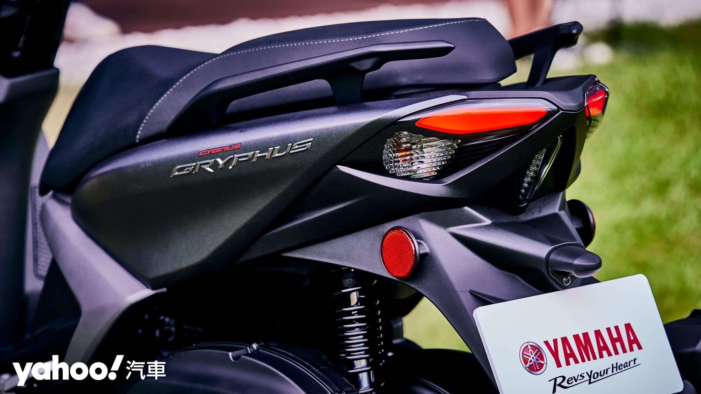 別再狼來了、這次真的是水冷!2020 Yamaha全新勁戰Cygnus Gryphus正式發表!