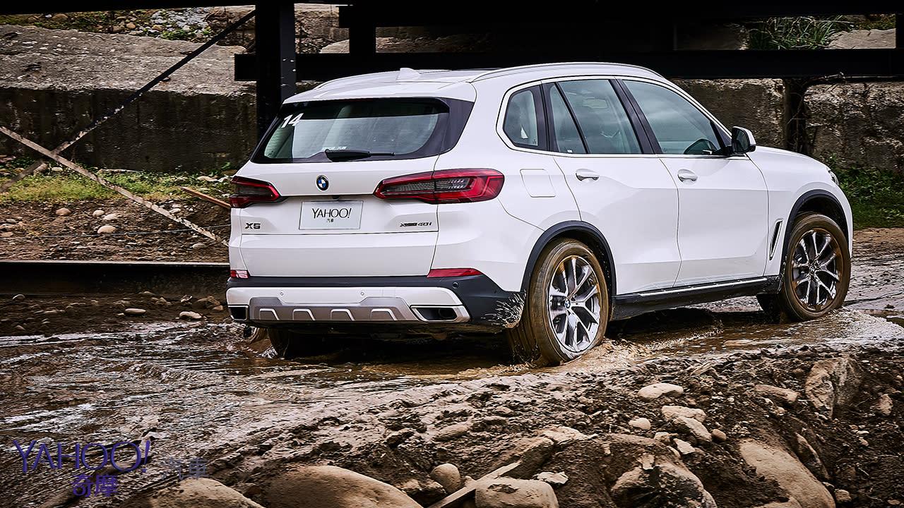 型變、質變、心不變 BMW X5 xDrive40i林口濱海試駕 - 6