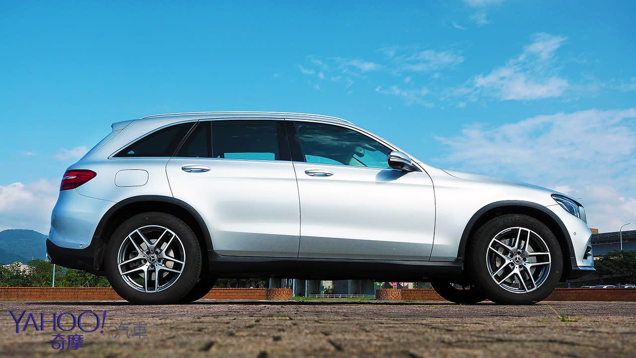 豪華SUV也要測油耗!2019 Mercedes-Benz GLC200台北-宜蘭往返145km混合實測 - 2