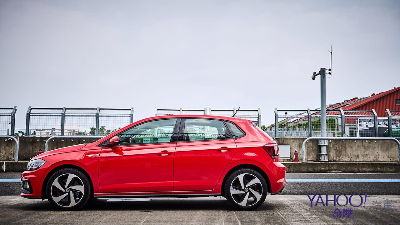 一吋短一吋險的詠春八斬刀!Volkswagen Polo GTI大鵬灣賽道飆速實測 - 2