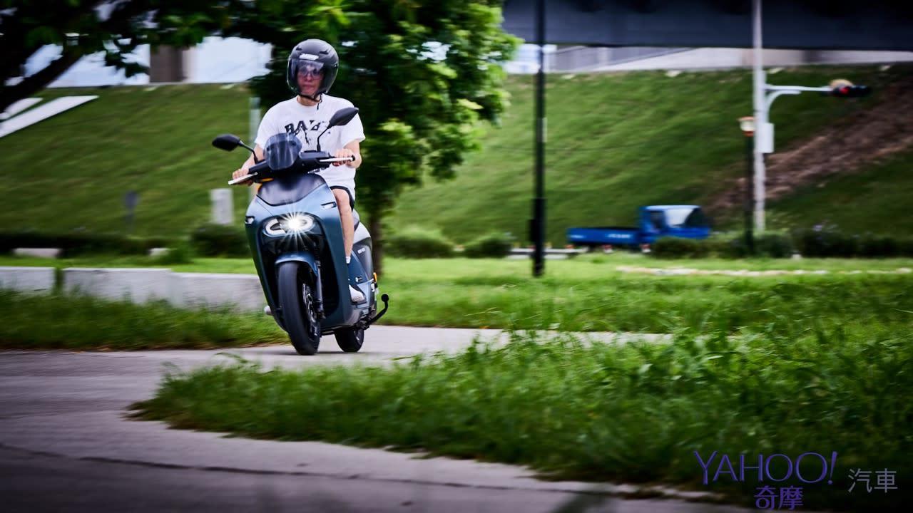 真的、我們不一樣!Yamaha換電式電動機車EC-05新北城郊試駕解析! - 4