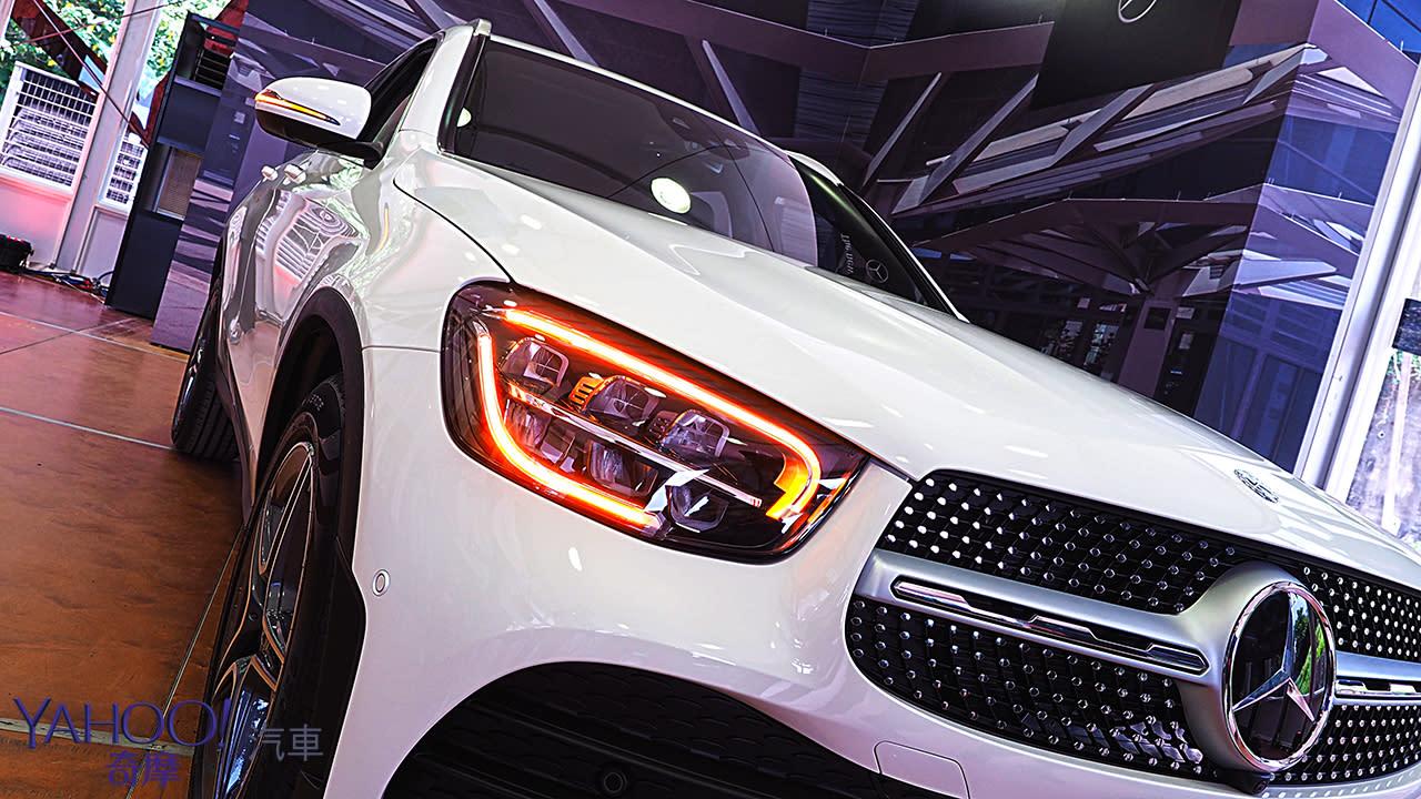 古典×科技×豪華三星制霸!Mercedes-Benz GLC小改款預賞直擊 - 3