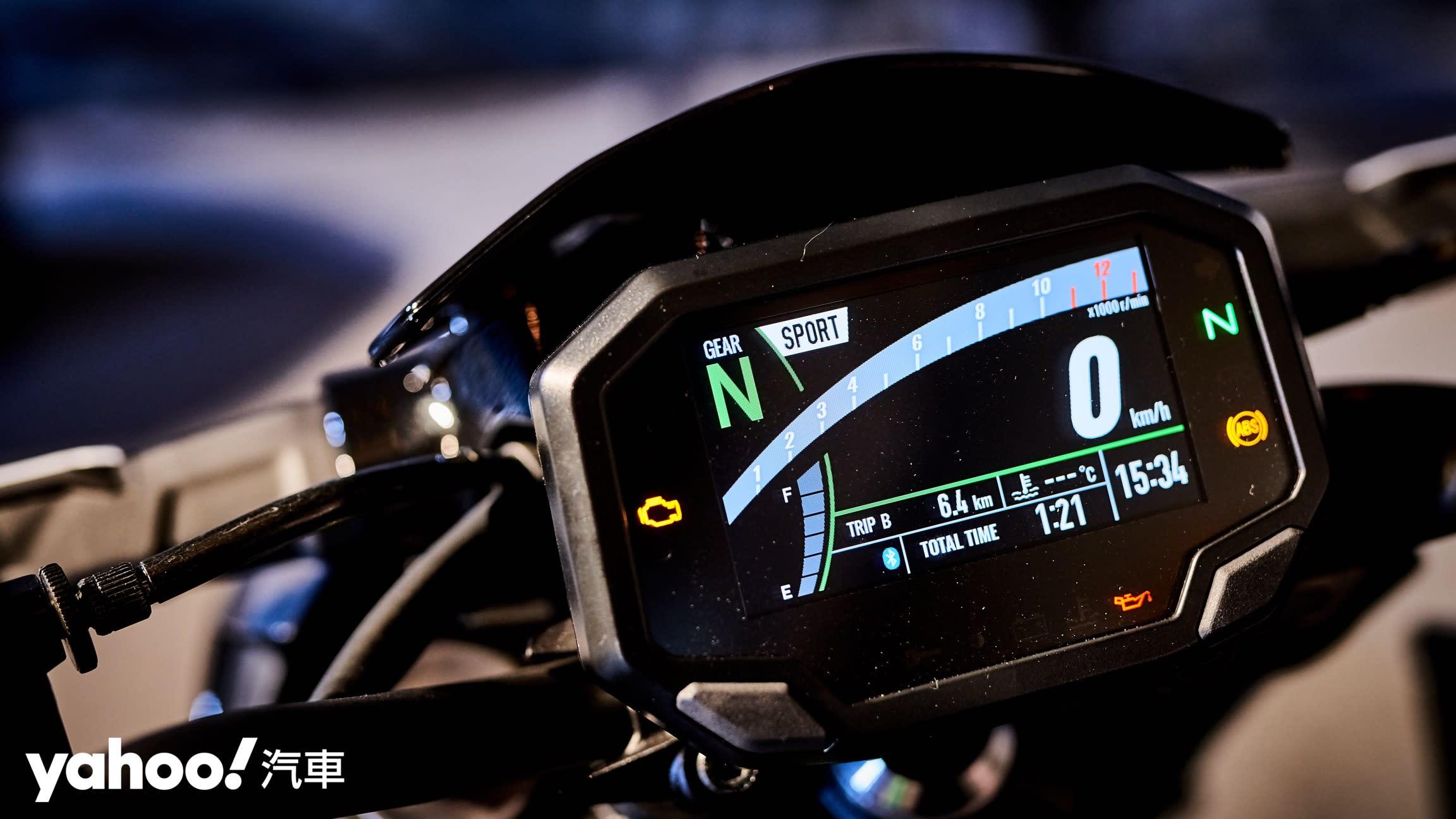 街頭霸王再進化!2020 Kawasaki全新Z900正式登台!