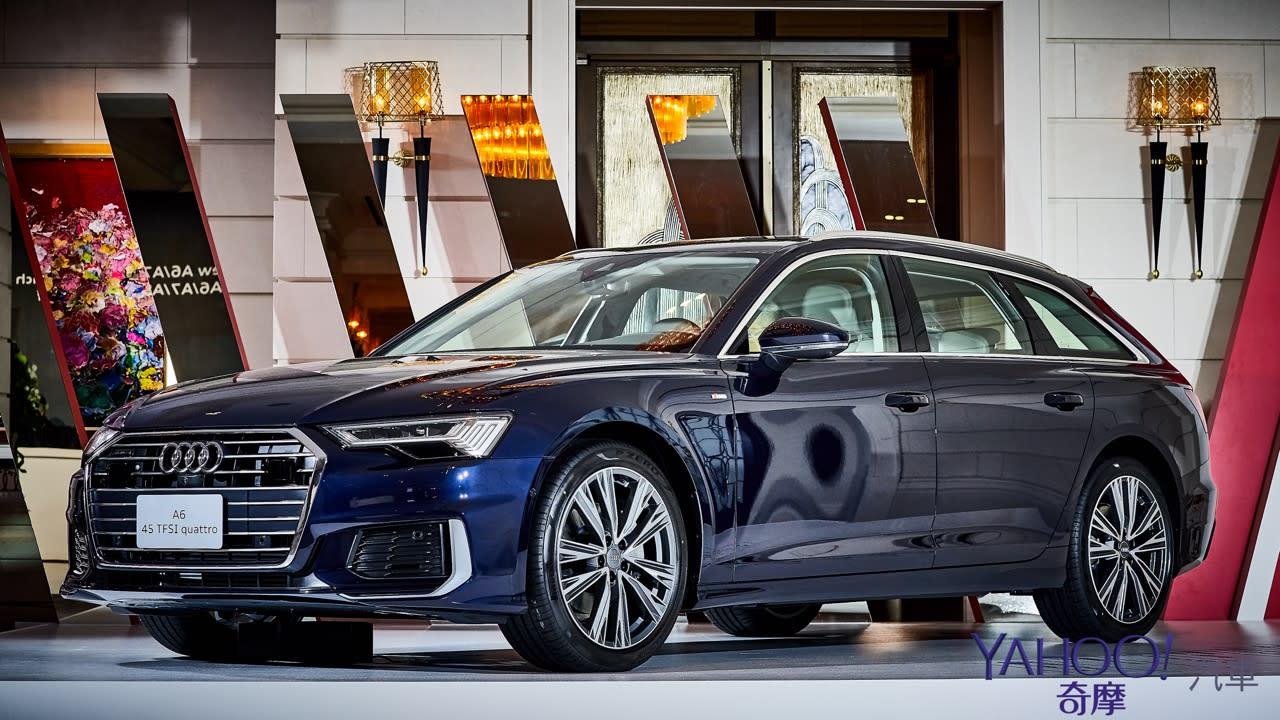 德系三大將掀起頂上之戰!Audi大改款旅行車陣容-A6 Avant正式上市暨Sedan開放預購! - 14
