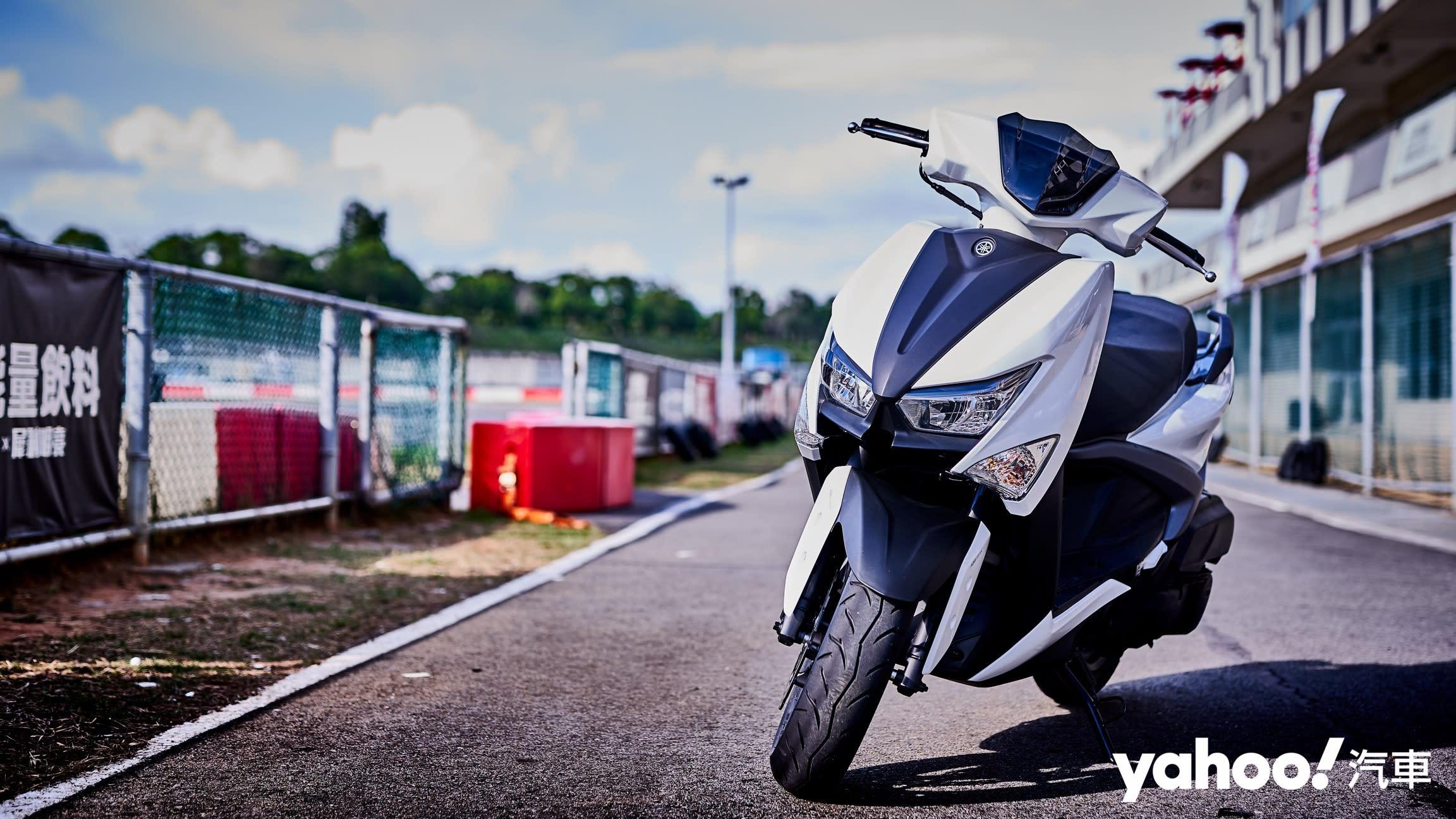 安地斯神鷹真的能繼續為所欲為!2020 Yamaha六代目勁戰Cygnus Gryphus小麗寶賽道試駕體驗!
