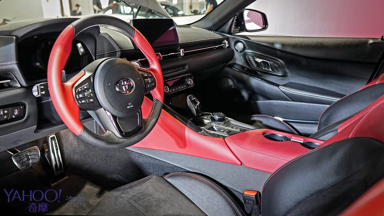 傳奇不滅、王者降臨!Toyota第5代Supra在台203萬元起正式發表! - 5