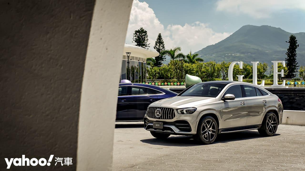 紳士不是痞子!2020 Mercedes-Benz GLE Coupé 381萬起正式抵台! - 13