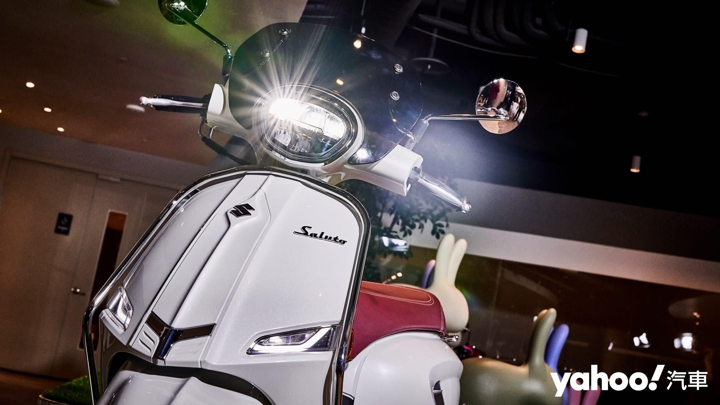 義式大和魂蹦出科技新滋味!2020 Suzuki Saluto 125正式發表! - 12