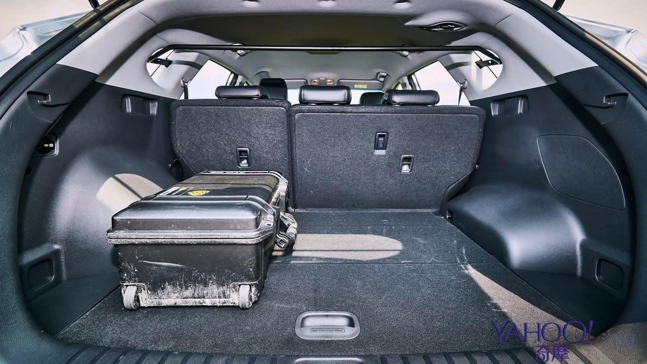 德不德系不是重點、夠安全才是王道!Hyundai小改款Tucson 1.6尊爵版基隆試駕 - 10