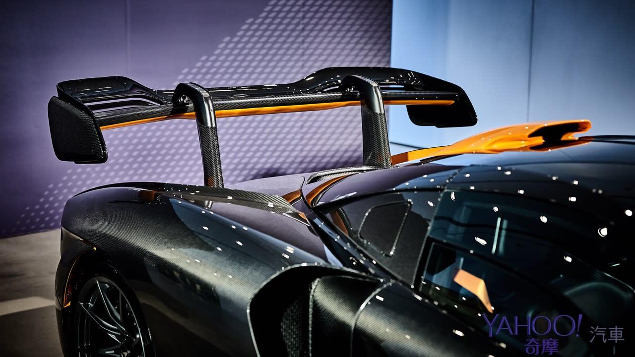 向Formula 1一代車神致敬!Ultimate Series年度終極大作McLaren Senna鑑賞 - 7