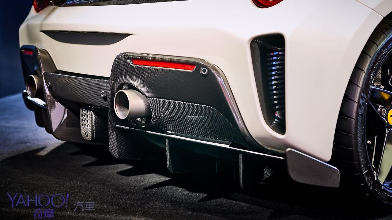 獻給世人最絕美的V8動力!Ferrari 488 Pista Spider獻上內燃機的純真與美好 - 16