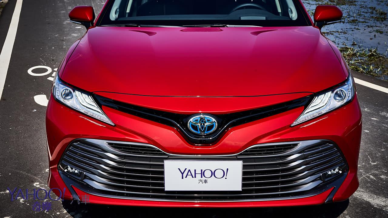 歷代之最!2019 Toyota大改款Camry 2.5 Hybrid旗艦型宜蘭試駕 - 3