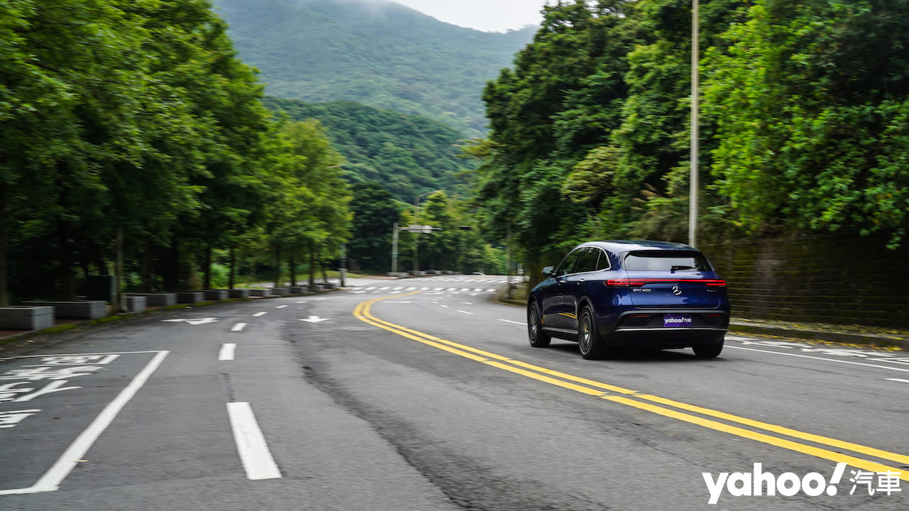 電能世界的歐系豪傑!2020 Mercedes-Benz EQC 400 4MATIC純電試駕! - 15