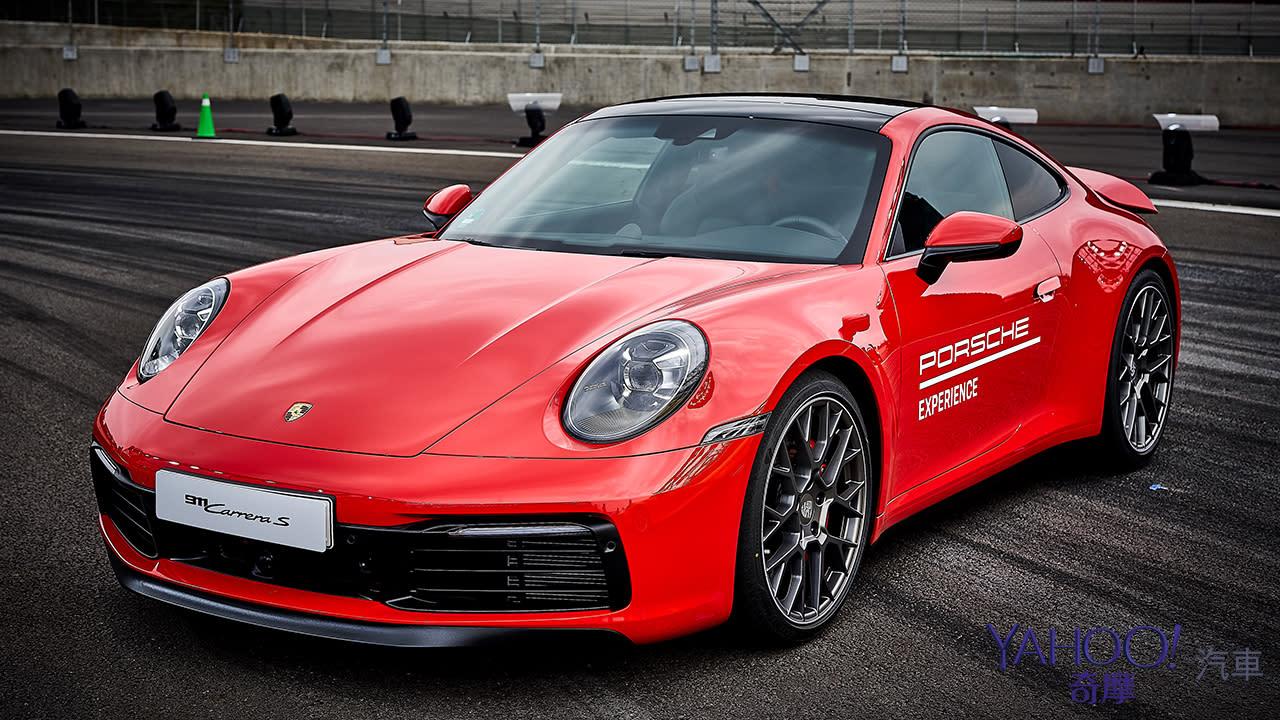 彎得出去、飆得起來!2019 Porsche 992世代911 Carrera S & 4S賽道試駕! - 13