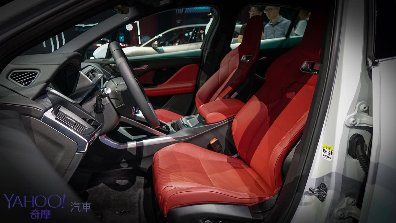 準備電翻一整路!Jaguar「電豹靜襲」純電休旅I-Pace正式發表! - 10