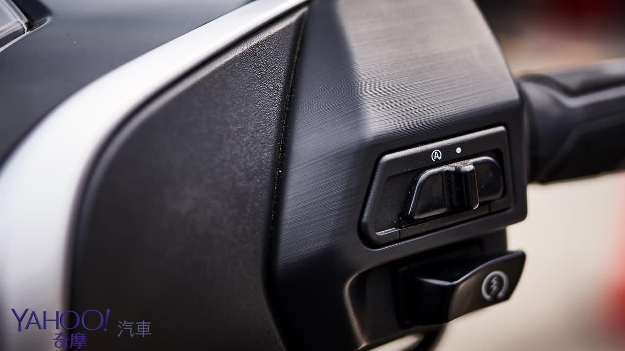 三陽十年大計的最後一哩路!SYM FNX 125 ABS版新上市暨Jet S 65週年賽道紀念新色發表! - 8