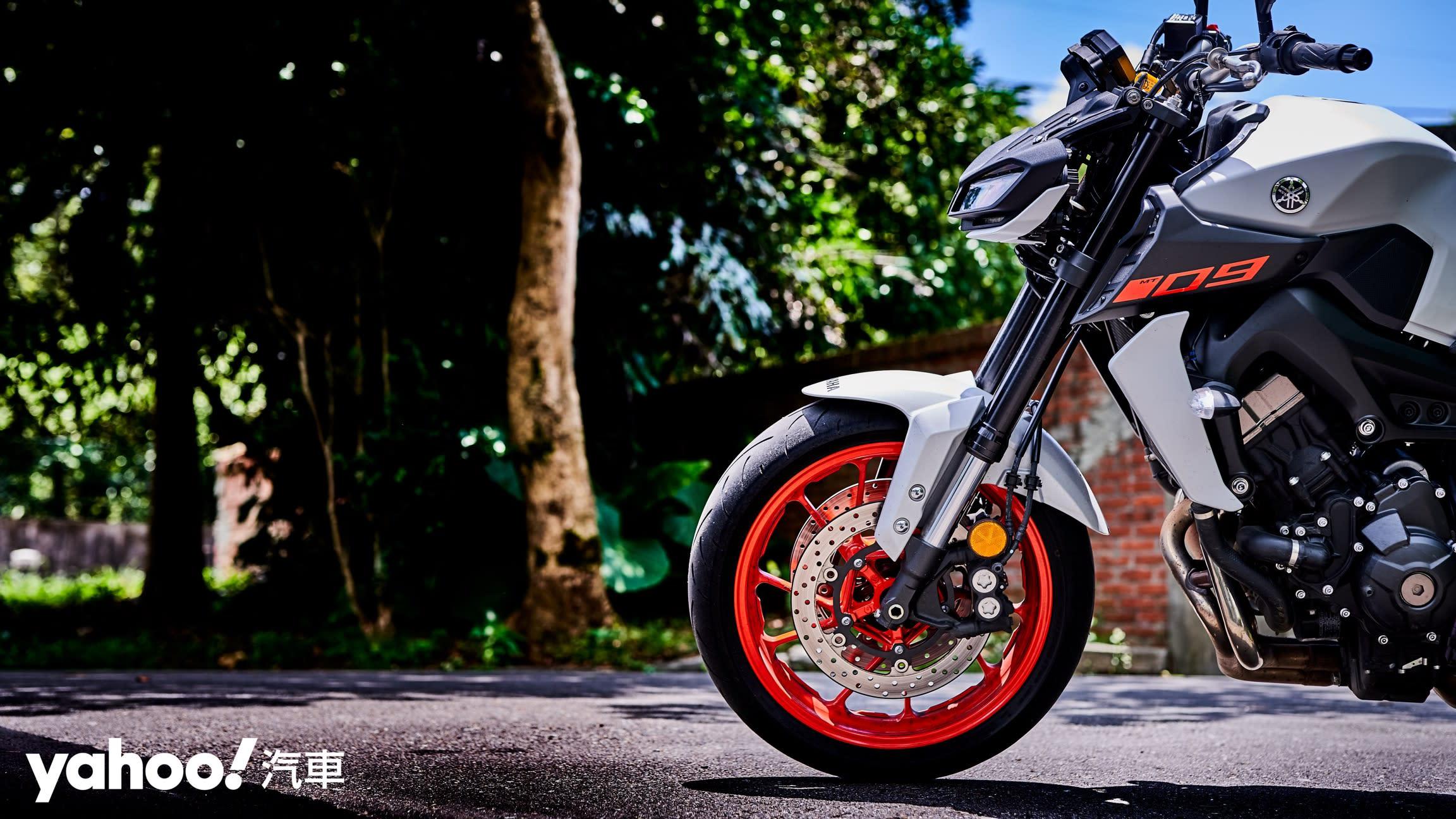 為「扭力」而生的大師風範!Yamaha MT-09老城郊試駕! - 7