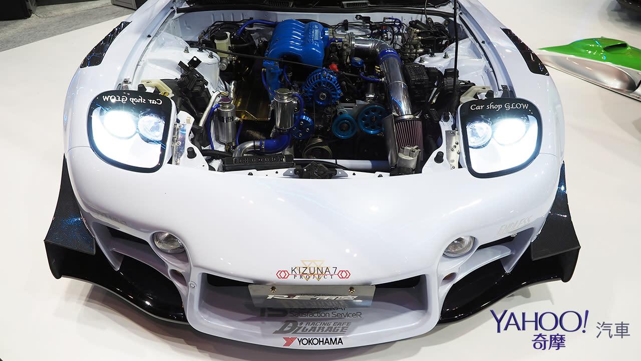 【2019東京改裝車展】馬家軍同場加映!Mazda MX-5統規賽事車、CX-8及RE雨宮重點陣容全都露 - 13