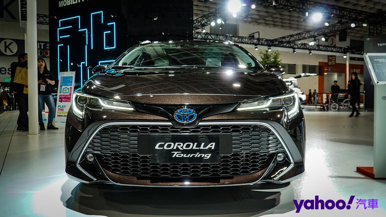 【車展同場加映】引進保證賣到翻!Wagon旅行神車Toyota Altis Touring Sports現身2020台北車展! - 1