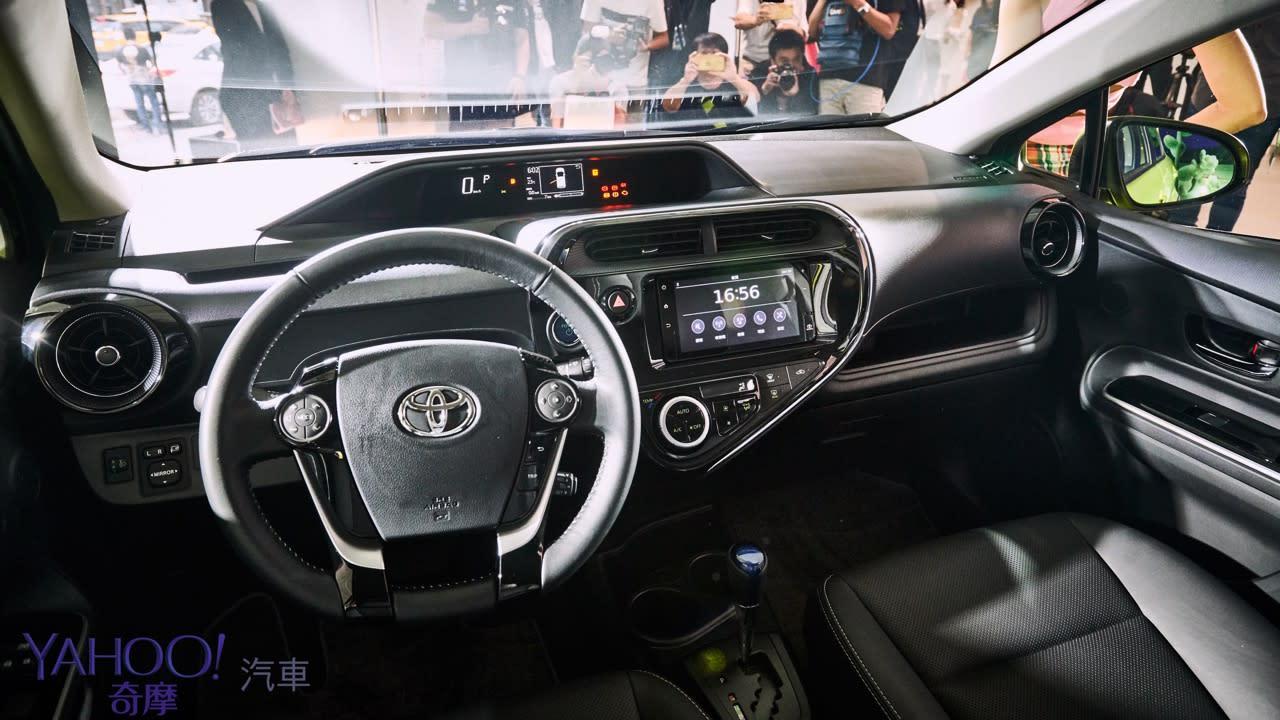 大車能跨、小車更要跨一下! Prius C Crossover跨界車型81.9萬正式上市! - 5