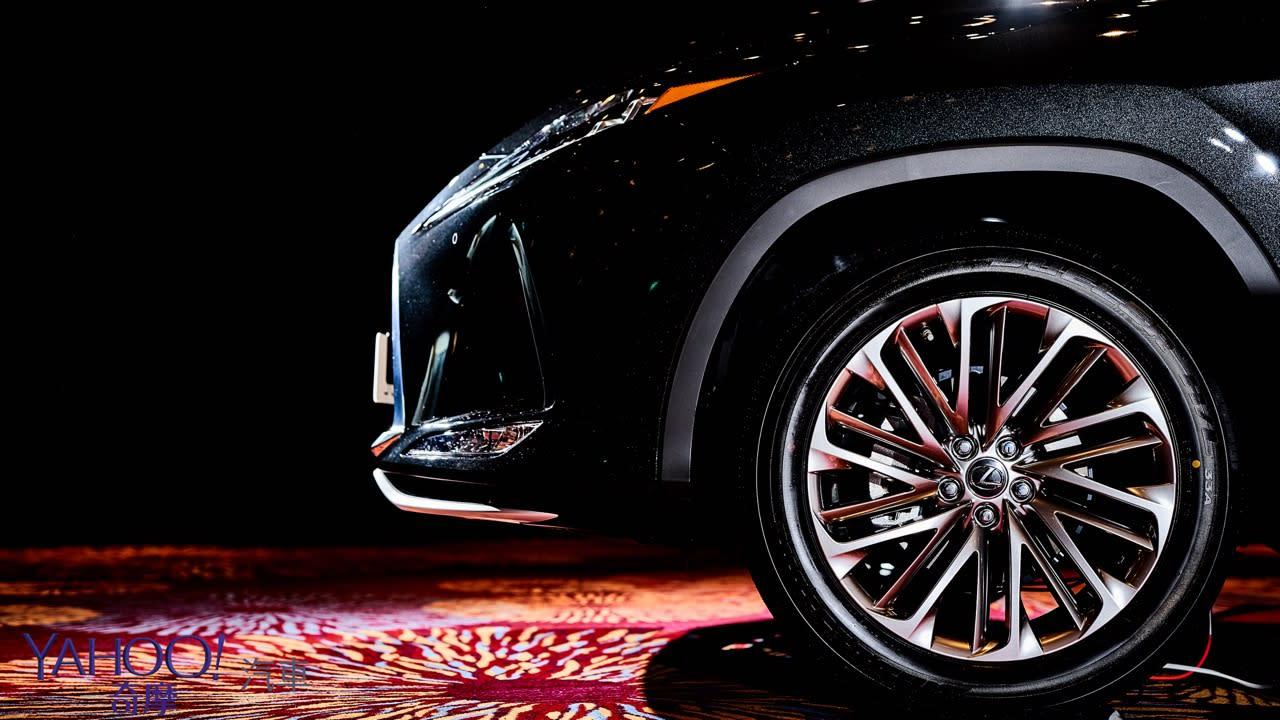亮眼而且更加安全!Lexus小改款RX車系全速域解封發表227萬起! - 5