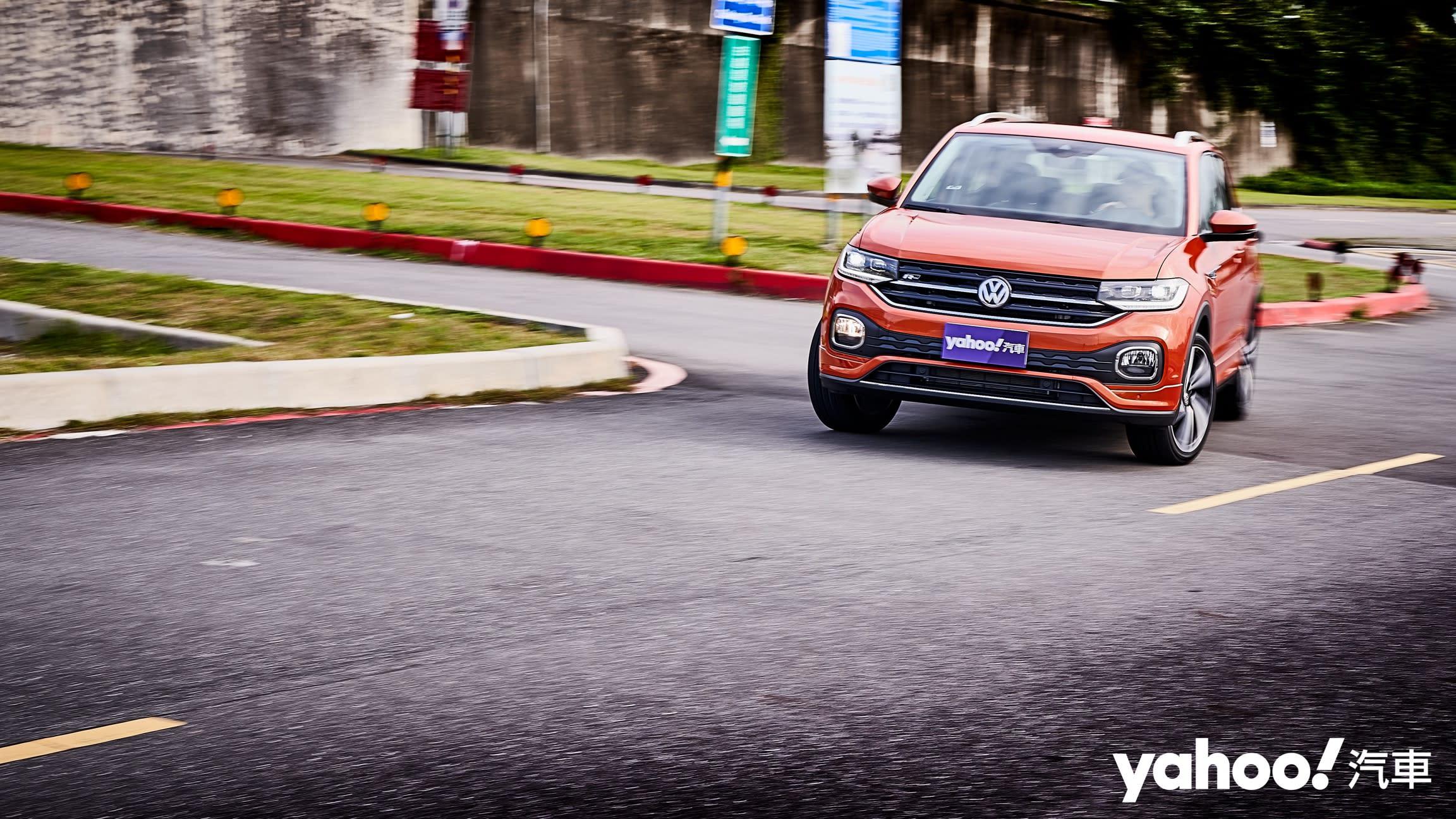 長大後、更迷人!Volkswagen T-Cross R-Line台北城郊試駕! - 10